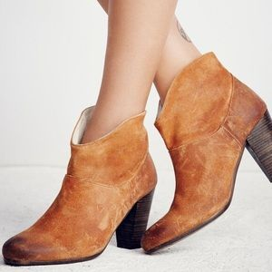 Jefferey Campbell Free People Westmont Bootie